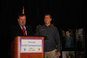 images from the faith symposium